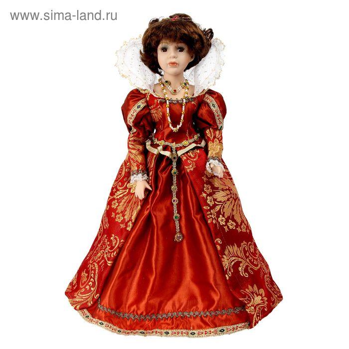 """Кукла коллекционная """"Королева Мария"""""""