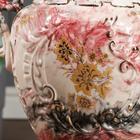 """Ваза напольная """"Астория"""",, под малахит, 54 см, керамика - фото 881945"""