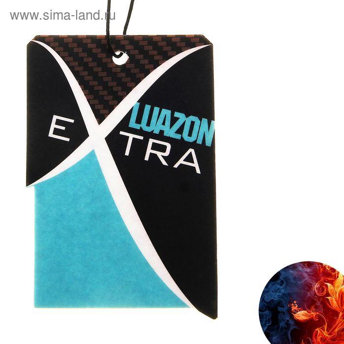 """Ароматизатор для авто """"Luazon Extra"""", лед и пламя"""