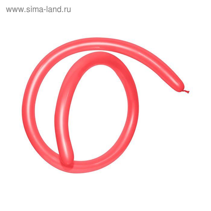 Шар для моделирования 160, набор 100 шт., цвет красный