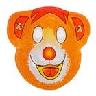 "Carnival mask ""Bear"" elastic"