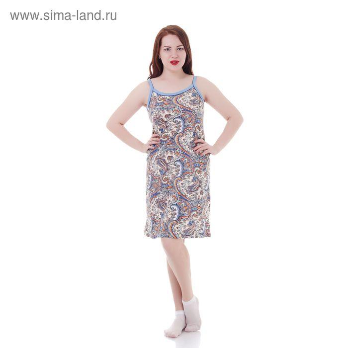 Сарафан женский 12-874-009 МИКС, р-р 54 (XXXL)