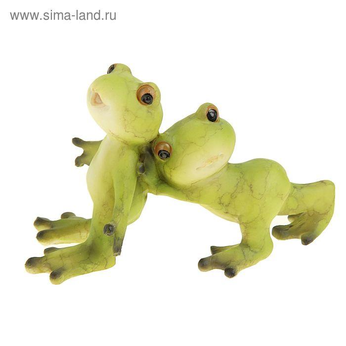 """Сувенир - миниатюра """"Лягушата. Иди со мной"""""""