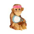 "Souvenir ""Monkey tennis player, football player"" MIX"