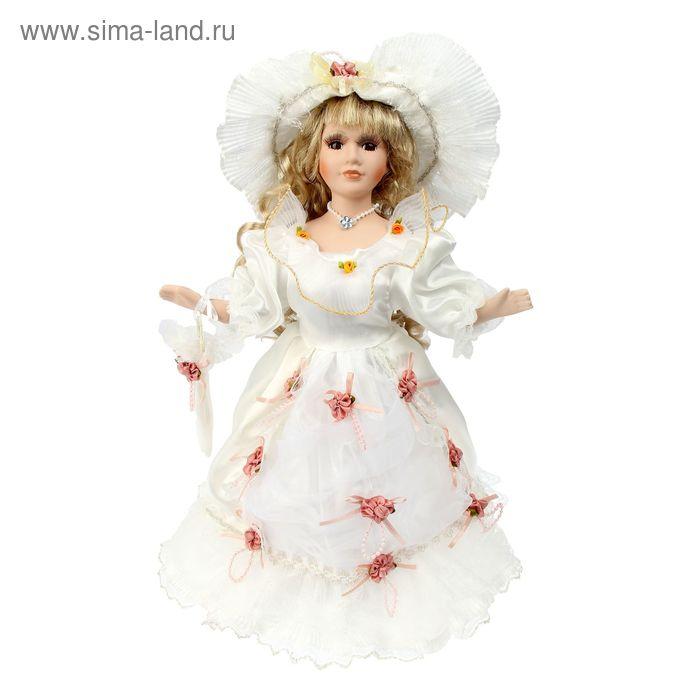 """Кукла коллекционная """"Лидия"""""""