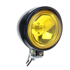Фара противотуманная, стекло жёлтое