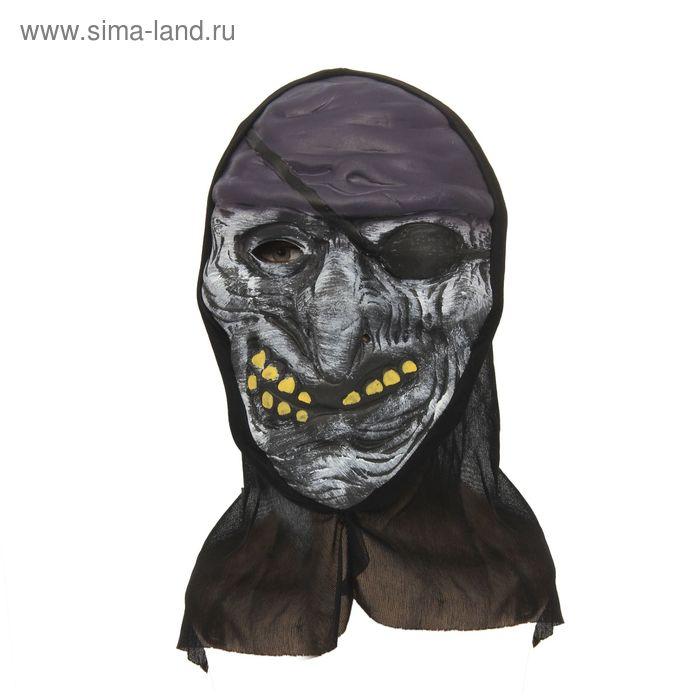 """Карнавальная маска """"Кощей"""""""