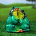 "Садовая фигура ""Пара жаб"""