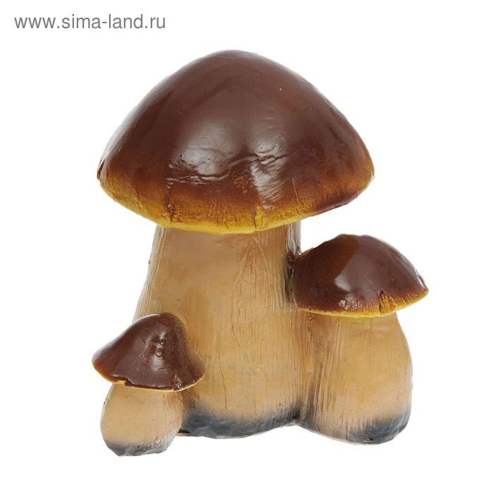"""Садовая фигура """"Семья грибов"""" большая"""