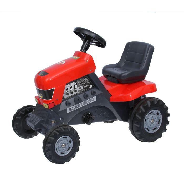 Педальная машина для детей «Turbo»