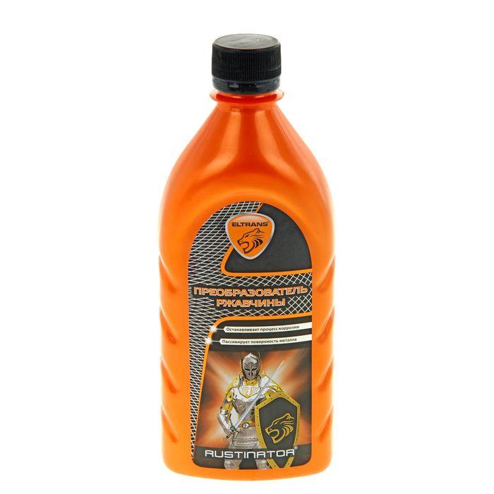 Преобразователь ржавчины 500 мл ПЭТ-бутылка