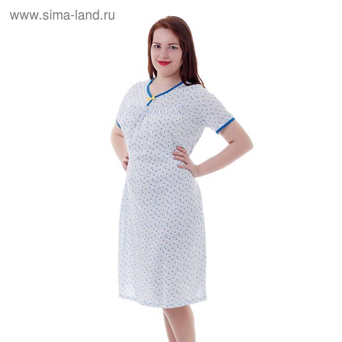 Сорочка женская LS 01-005  МИКС, р-р 56