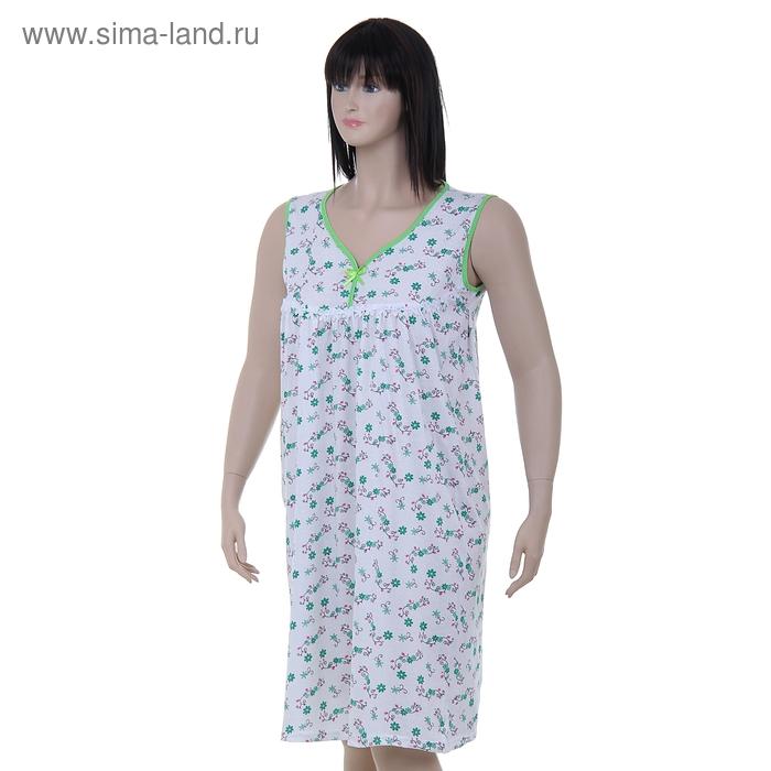 Сорочка женская РТ 0115006 МИКС, р-р 54