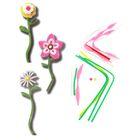 """Набор для творчества """"Создай цветочек"""" 3 шт"""