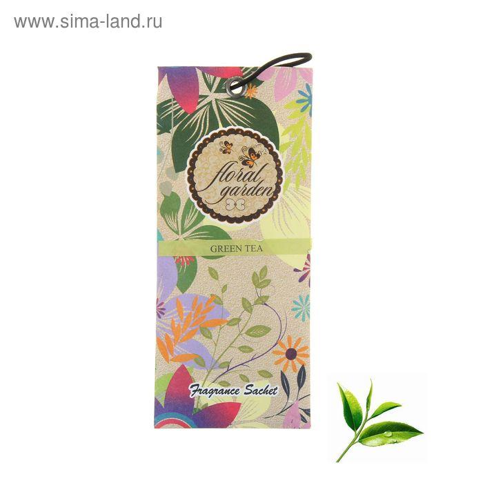 """Саше """"Цветочный сад"""" Зеленый чай"""