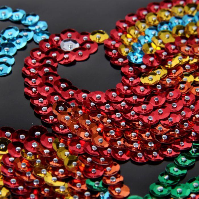 Картинка пайетки разноцветные создания