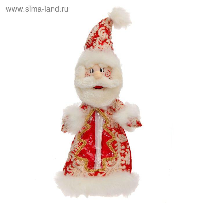 "Подарочная упаковка ""Дед Мороз"", ёлка на камзоле, 800 г"