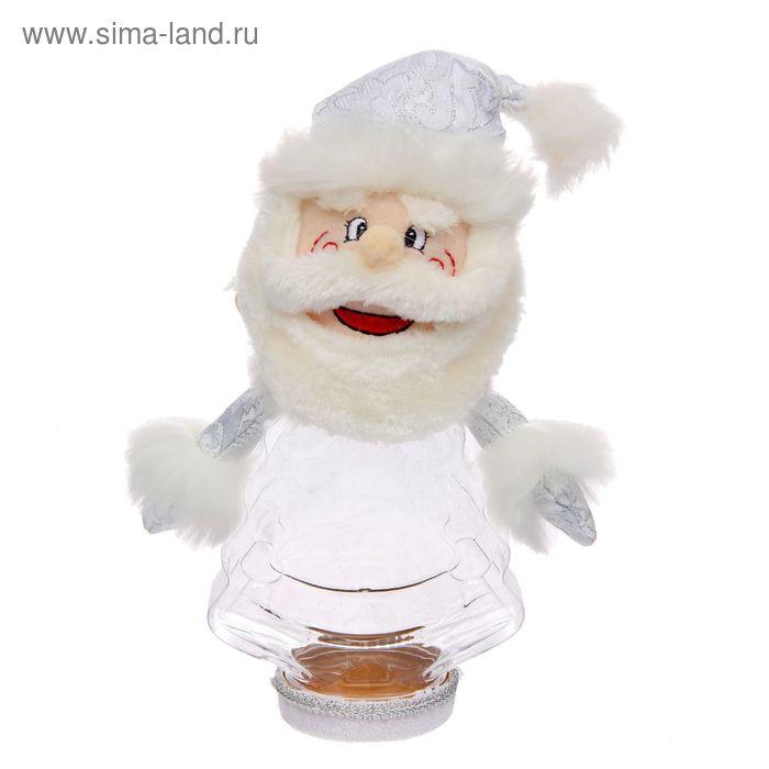 """Подарочная упаковка """"Дед Мороз"""", большие усы, 320 г"""