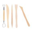 Набор инструментов для лепки, 5 предметов