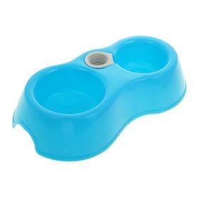 Bowl dual mount for bottle, 29.5 x 15 cm mix colors