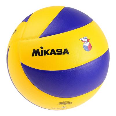 Мяч волейбольный Mikasa MVA310L, вес 215-235 грамм, размер 5