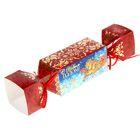 Складная коробка‒конфета «Новогодняя тройка», 11 × 5 × 5 см