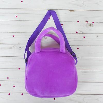 Мягкая сумочка «Девочка»