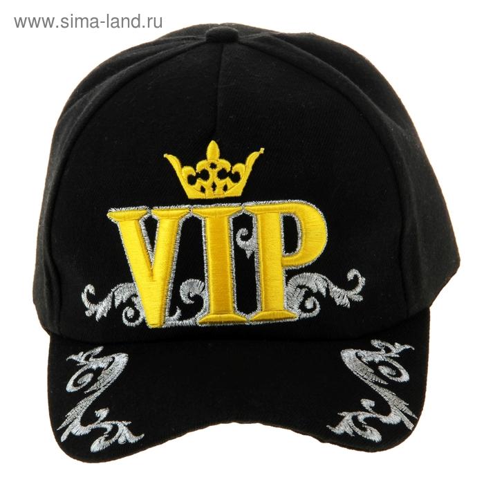 """Кепка джинсовая """"VIP"""""""