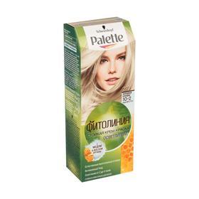 Крем-краска для волос Palette Фитолиния, тон 219, холодный блондин