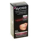 """Стойкая крем-краска для волос Syoss """"Импульс цвета: тёмный рубиновый 4-22"""", 115 мл"""