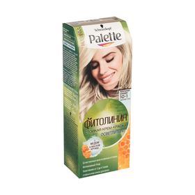 Крем-краска для волос Palette Фитолиния, тон 218, пепельный блондин
