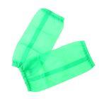 Нарукавники для труда 250x120 мм, зелёные