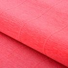 """Бумага гофрированная, 601 """"Розовая гвоздика"""", 0,5 х 2,5 м"""