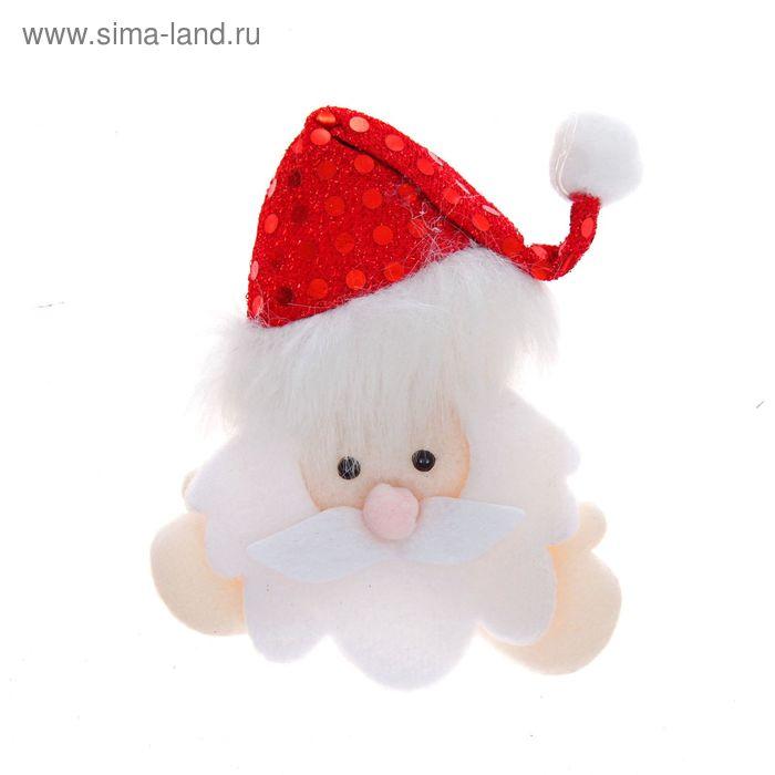 """Значок световой """"Дед Мороз"""""""