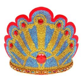 Корона на ободке «Княжна»