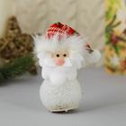 """Световая ёлочная игрушка """"Дед Мороз в красном колпаке"""""""