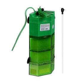 Фильтр внутренний секционный био-фильтр BARBUS FILTER 008 (650л/ч)