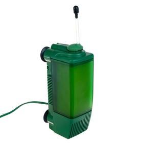 Фильтр-био BARBUS FILTER 015 внутренний секционный, для акв. 80-150 л (600L/H)