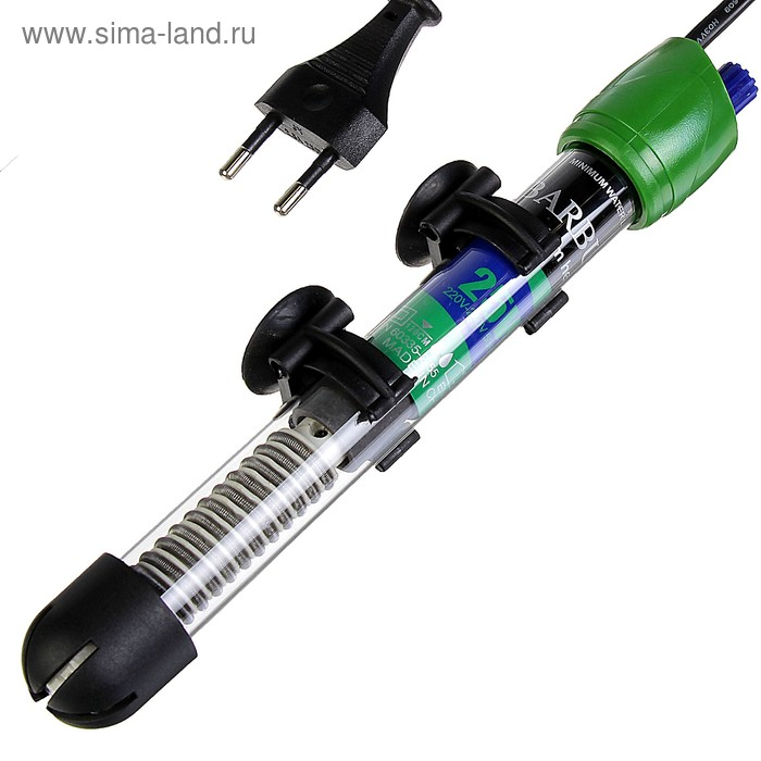 Терморегулятор для аквариума Barbus 25 Ватт