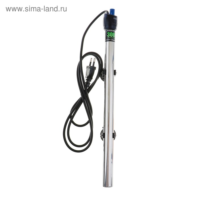 Терморегулятор для аквариума Barbus металический ( 300 Ватт )