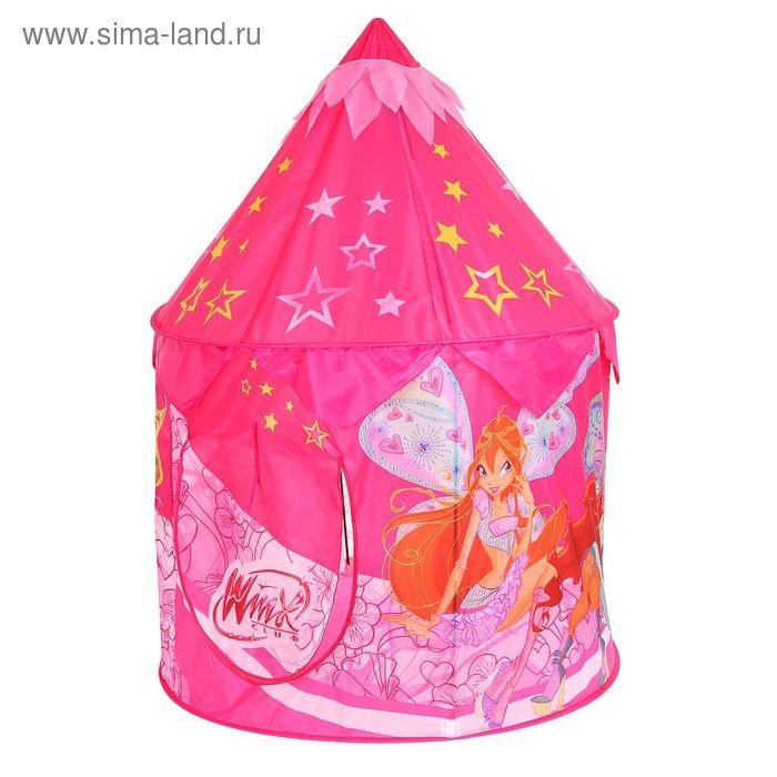 """Детская палатка """"Винкс"""""""
