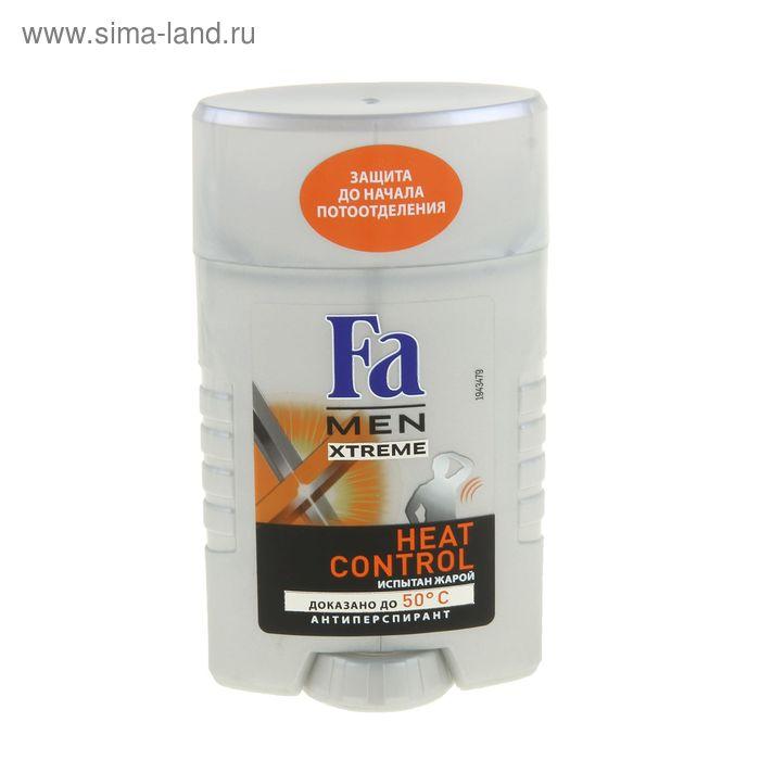Дезодорант-антиперспирант Fa Men Xtreme Heat Control, стик, 50 мл