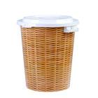 Бак пищевой «Деко Ротанг», 40 л, с крышкой