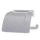 Держатель для туалетной бумаги, цвет мраморный