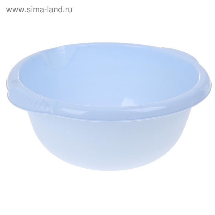 Таз 10 л, цвет голубой