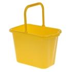 Ведро, 9,5 л, цвет жёлтый