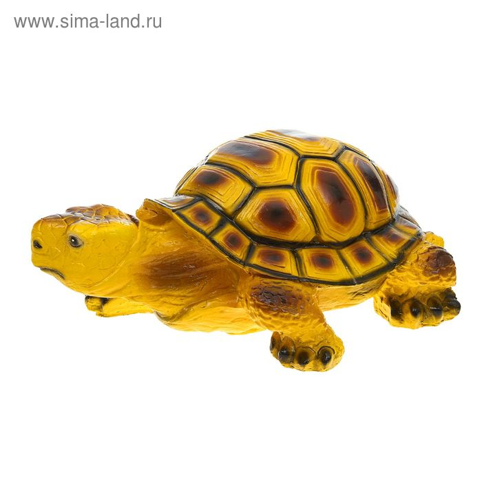 """Садовая фигура """"Черепаха"""" большая, микс"""