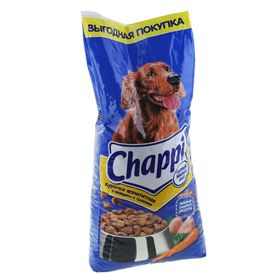 "Сухой корм Chappi ""Аппетитная курочка"" для собак, 15 кг"