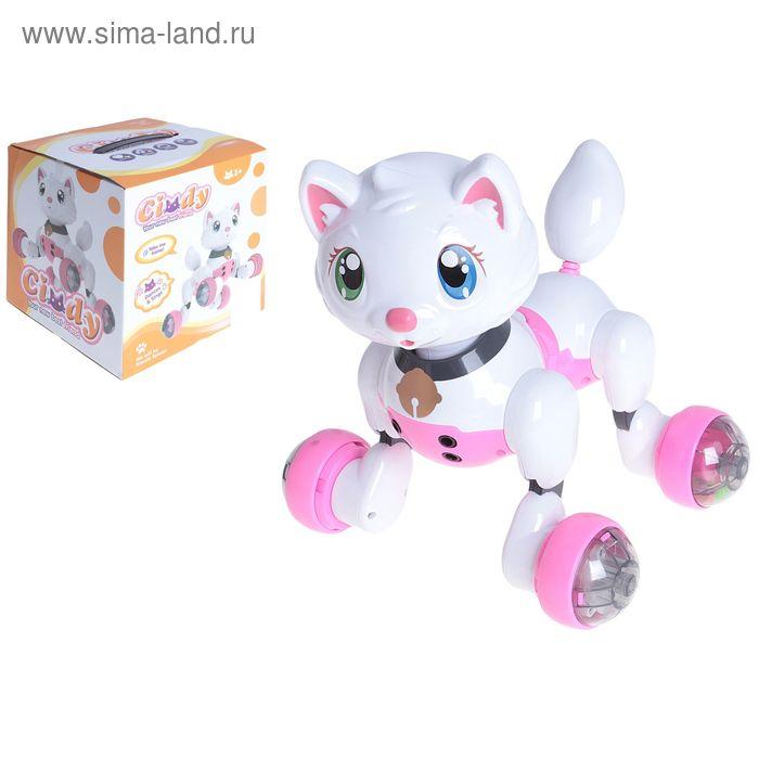 """Робот-животное """"Котенок"""", световые и звуковые эффекты"""