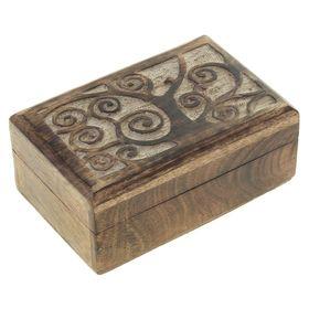 """Box """"Tree fantasy"""""""